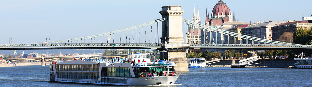 Backroads River Cruising Trips header